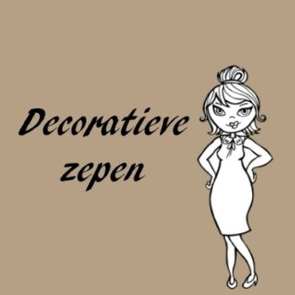 Decoratieve zepen