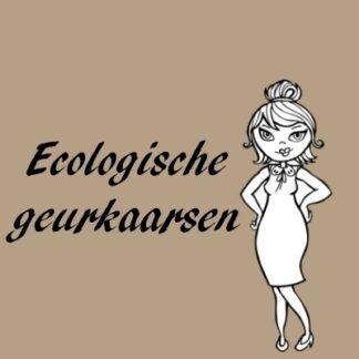 Ecologische geurkaarsen