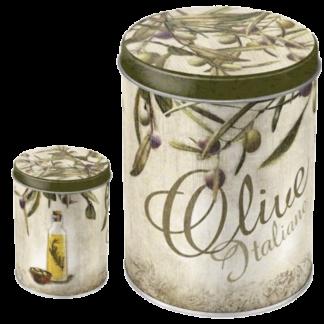 opbergdoos olive italiane