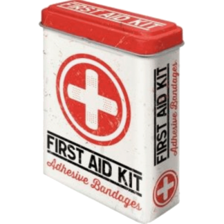 pleisterdoosje first aid kid