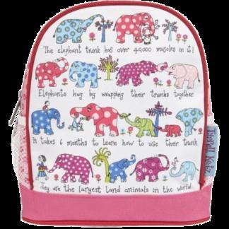 rugzak olifant mini