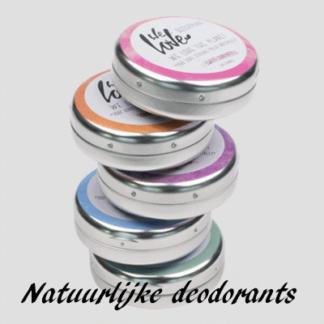 Natuurlijke Deodorants