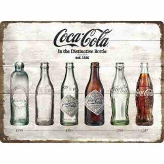 wandplaat coca cola