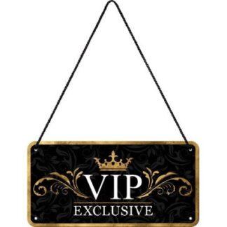 wandplaat VIP exclusive