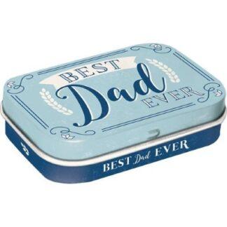 muntdoosje best dad