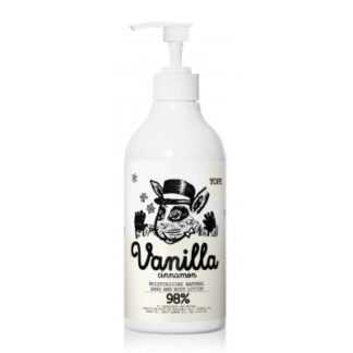 yope lichaams lotion vanille en kaneel