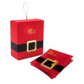 kerstpakket or tea