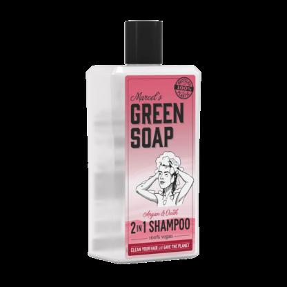 2 in 1 shampoo argan oudh
