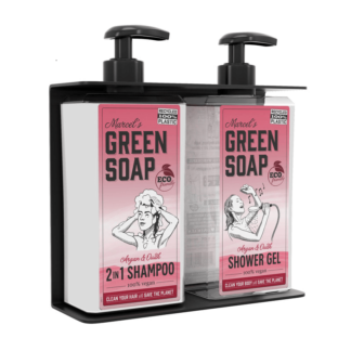 dubbele zeephouder marcel greensoap