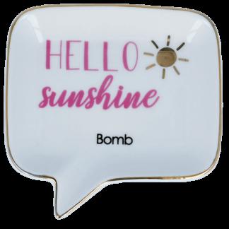 zeepschaal sunshine
