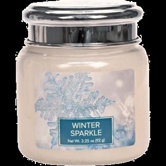 geurkaars wintersparkle mini