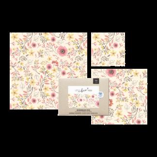 beewrap pink blossom