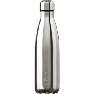 Chilly-bottle-chrome-silver-500ml