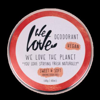 natuurlijk deodorant sweet and soft
