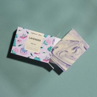 lavendel-zeep