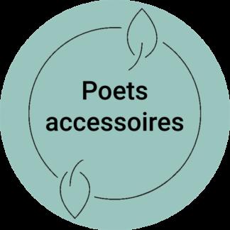 Poets accessoires