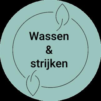 Wassen en strijken