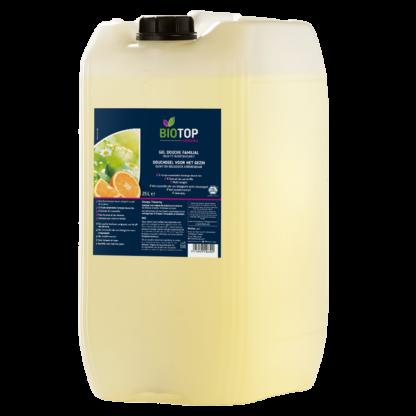 biotop douchegel appelsien bulk