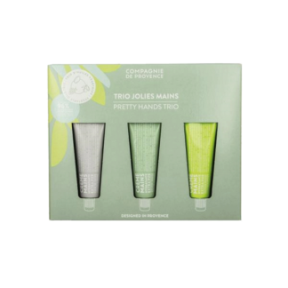 pretty trio hands cadeauset