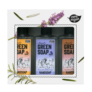 Marcel Green Soap gift box