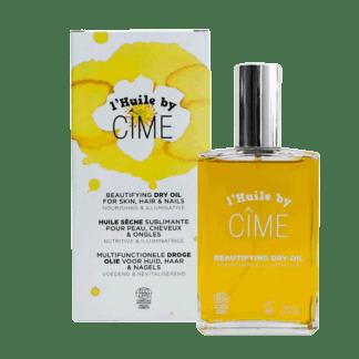 Multifunctionele droge olie voor huid, haar & nagels
