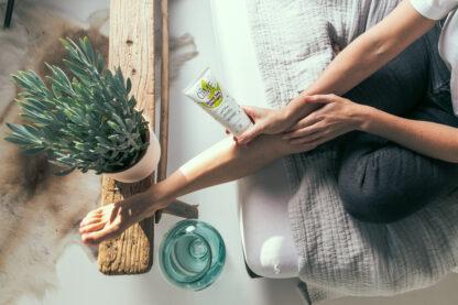Verstevigende body lotion
