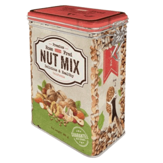 nut mix clip box