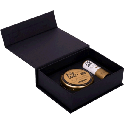 We love the planet giftset open