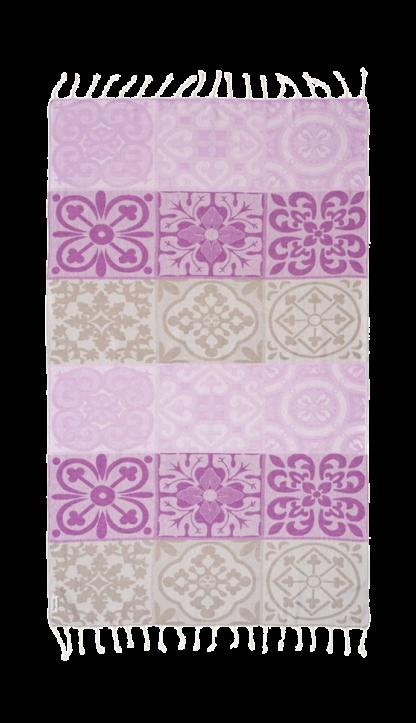 bamboe-hamamdoek-mozaiek-strand-design