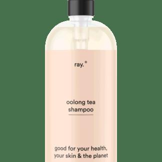Oolong tea shampoo