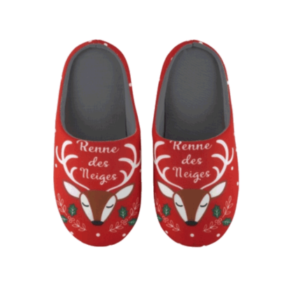 pantoffels kerst